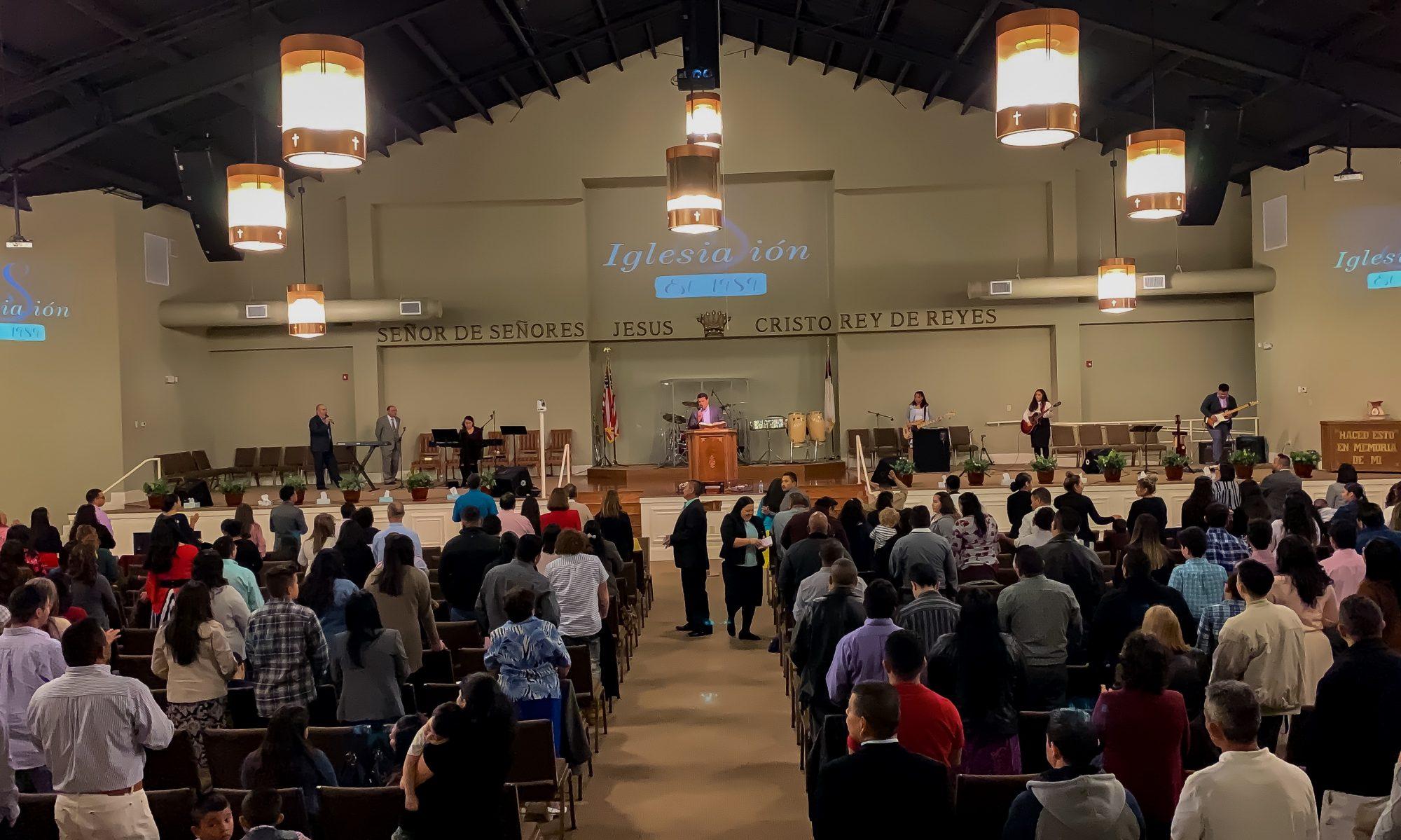 Iglesia Sion, Asambleas de Dios