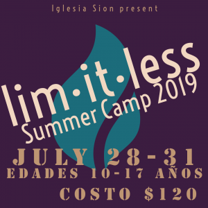 Limitless: Youth Summer Camp 2019