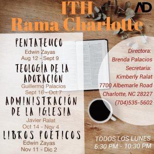 I.T.H. Clase: Teología de la Adoración